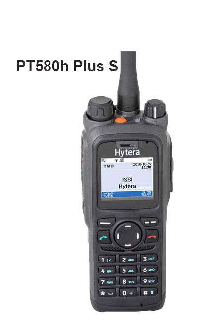 PT580h Plus S portátil tetra hytrera