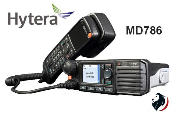 Radio MD786 hytera móvil digital DMR