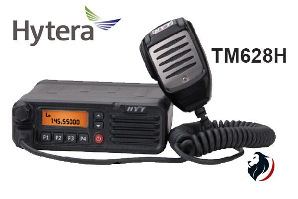 TM628h hytera móvil analógico 40w